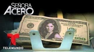 Blanca Soto es la Señora Acero por Telemundo