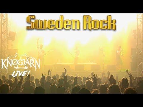 KNOGJÄRN LIVE @ Sweden Rock Festival 2017