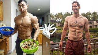 Dieta Natural VS Dieta Esteroides ▶️