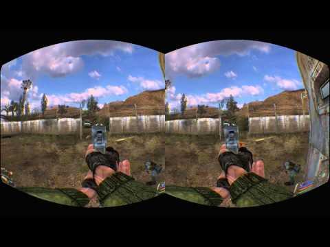 S.T.A.L.K.E.R. SoC with Oculus Rift