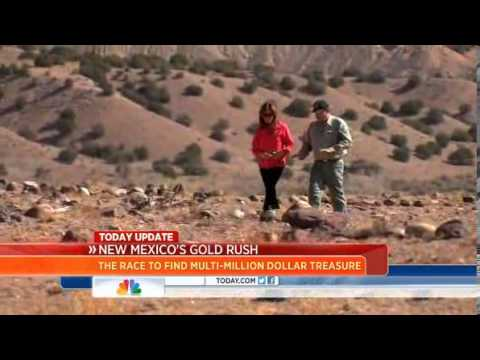 Man Who Hid New Mexico Treasure Offers New Clue