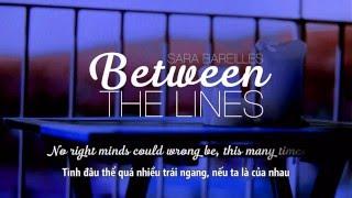 Gambar cover Lyrics + Vietsub || Between The Lines || Sara Bareilles