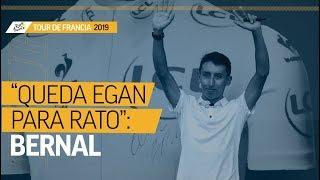 """Egan Bernal en Zipaquirá: """"Gracias Nairo por darnos ese ejemplo"""" - Noticias- El Espectador"""
