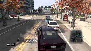 WatchDogs: PlayStation Exclusive Missions Walkthrough (Ps4) (HD) (Mission 1)