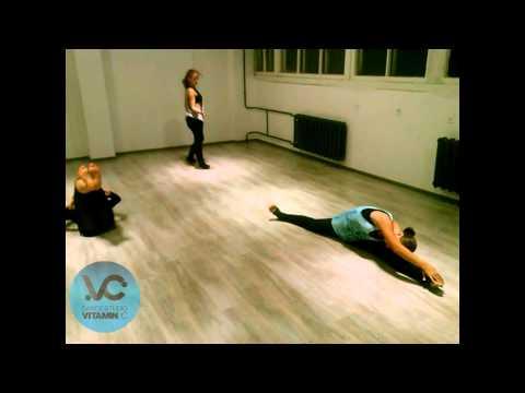 [VITAMIN C] dance studio