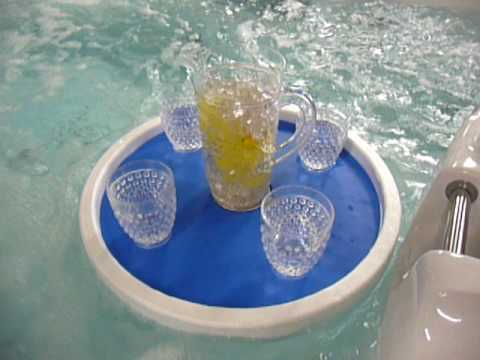 Delicieux Floating Spa Tray : SpaAndPoolStore.com