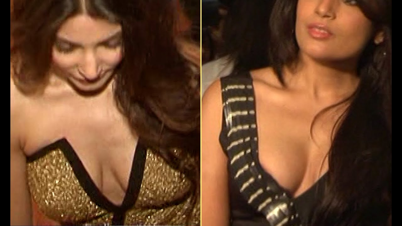 Bollywood Actresses Hottest Cleavages Top 5 Anushka