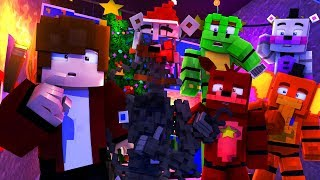 Minecraft FNAF 6 Pizzeria Simulator - MOLTON FREDDY TURNS NICE?! (Minecraft Roleplay)
