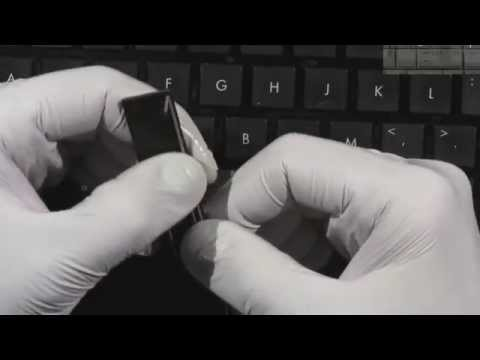 How to Replace Keycap Cap HP DV6 DV6-6000 Keyboard Key Replacement
