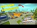 OLD TOWN RETURNS?!?! + 80K SUBS! - Scrap Mechanic Town Update Gameplay (World Download)