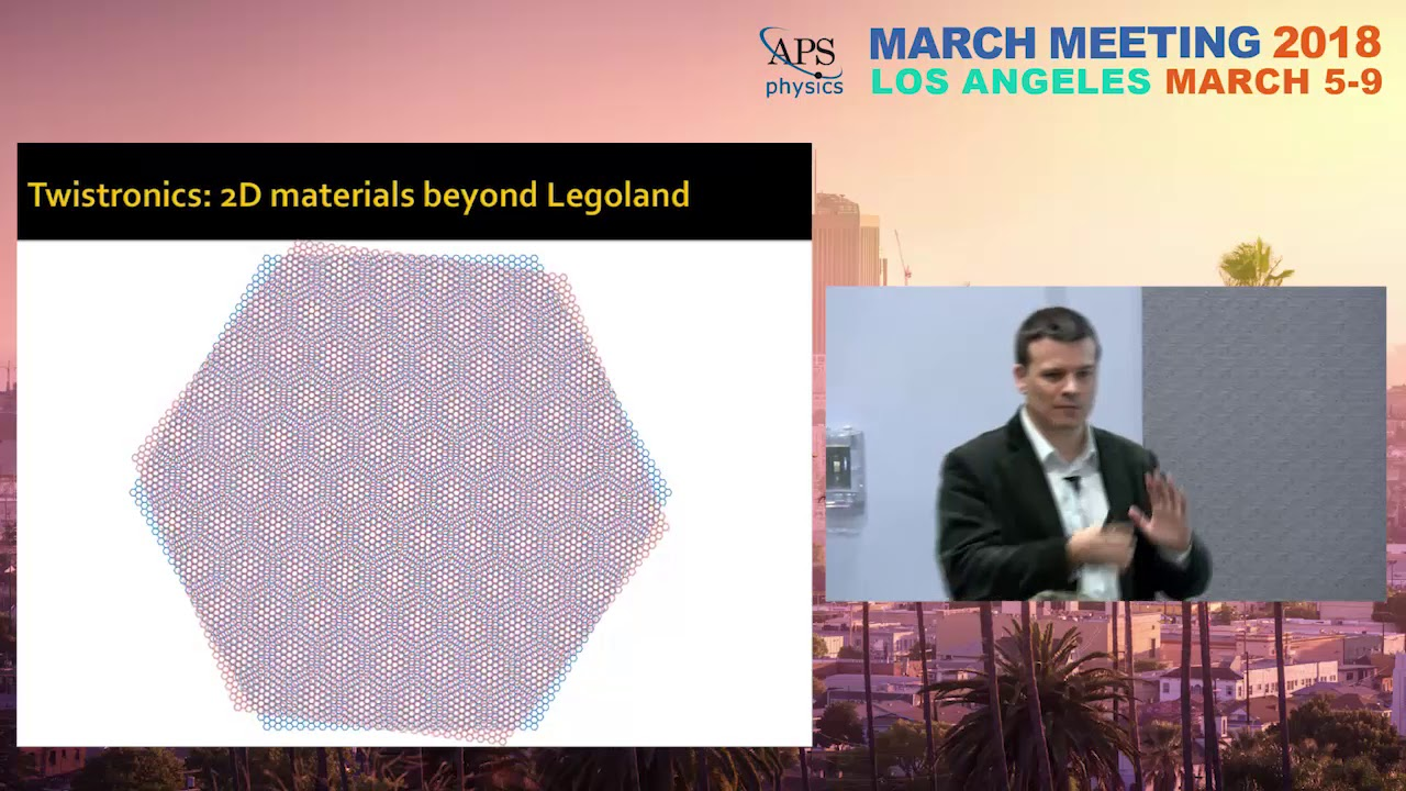 Magic-Angle Graphene Superlattices: Pablo Jarillo-Herrero