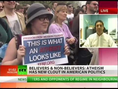 Americans - the atheist nation?