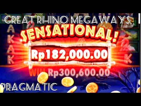 yang-asli-ada-badaknya!!!-great-rhino-megaways-pragmatic-#slot-#slotonline-#slotjackpots