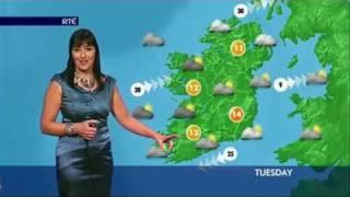 Jean Byrne RTE News Weather Ireland 20_03_2011