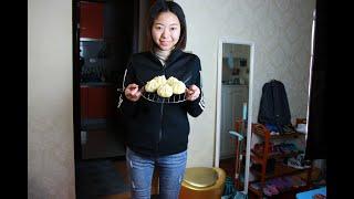 封城第三十一天 老婆团购的面粉到了 第一次做芝麻包