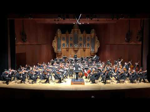 Brahms Symphony No.4  -  KNUA ORCHESTRA (Korea National University of Arts)