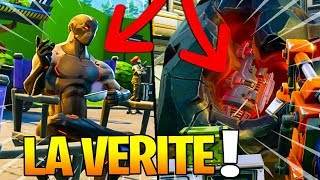 THE TRUTH on THE SECRET of SAISON 4 on Fortnite: Battle Royale
