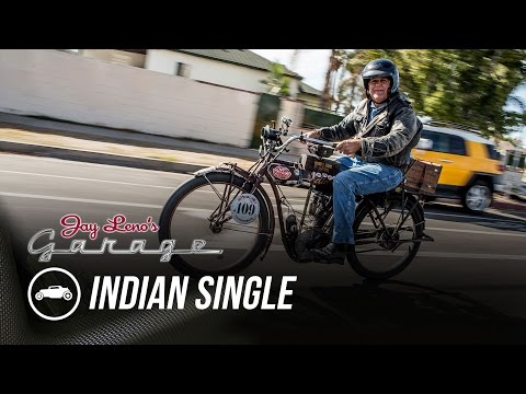 1912 Indian Single - Jay Leno's Garage