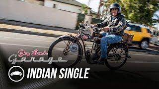 1912 Indian Single - Jay Leno