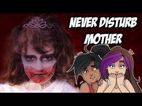 WARNING: D1STURBING.  MOTHER IS ANGRY! | Light In The Dark