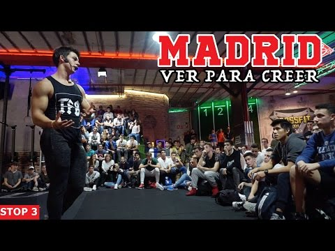 ¡Ver para creer MADRID! | TFB·SPAIN·TOUR (3)
