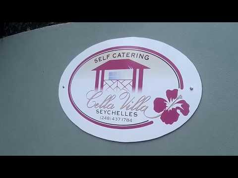 BOOKING.COM ROOM TOUR MAHE SEYCHELLES ISLAND CELLA VILLA