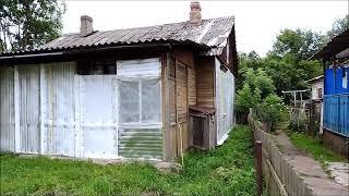 г Рославль, поселок ТЭЦ, д. 10. Дом-призрак, в котором живут 2 инвалида.