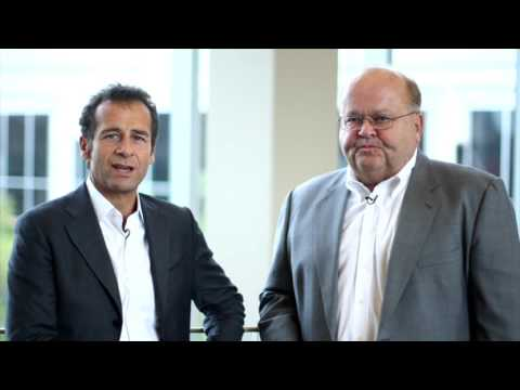 Interview with Allesandro Talota CEO of Telecom Italia Sparkle - Jeff Seal, Telecom Review