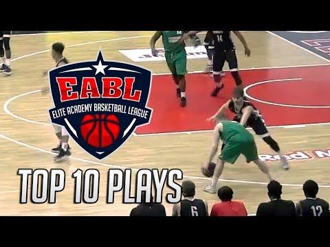 EABL Championship Final Top 10 Plays - 2017/18 Season