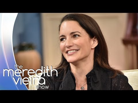 Kristin Davis On 'Sex And The City 3' Rumors | The Meredith Vieira Show