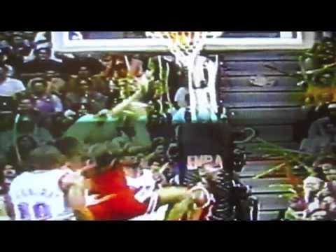 ESPN highlight of Michael Jordan