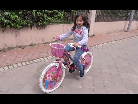 Bisiklet Sürmeyi Öğreniyorum