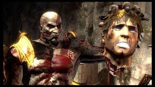 GOD OF WAR 3 - LA MUERTE DE HADES Y HELIOS #2