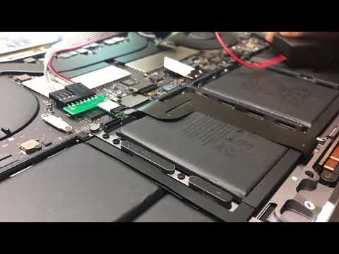 820-2375-A BIOS EFI Firmware CHIP:APPLE MACBOOK AIR A1304 M96 Logic board