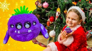 Itsy Bitsy Spider Christmas Song | YouTube Nursery Rhymes from Kids Liza