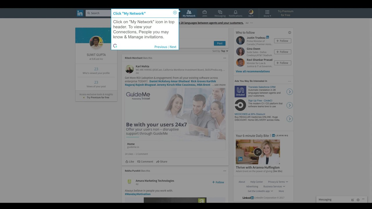 How to Check Status of Sent Invitations on LinkedIn