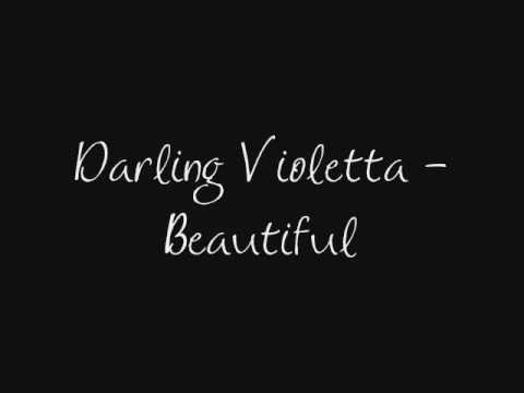 Клип Darling Violetta - Beautiful