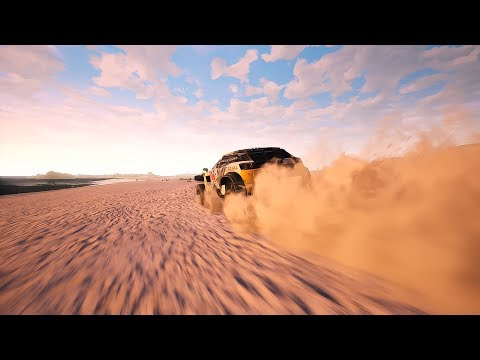 DAKAR 18 - Trailer Officiel