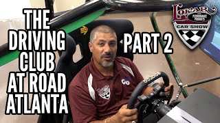 "Lokar Car Show - Season 6, Episode 6 - ""The Driving Club at Road Atlanta"" Part 2"