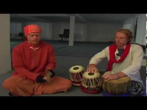 Manjeera Beats (1 of 7) How to play the Hindu Musical Cymbals -