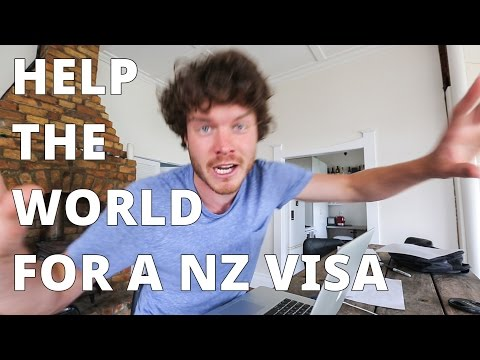 Want a New Zealand Citizenship? Are You Helping The World? The Edmund Hillary Fellowship / Vlog 011