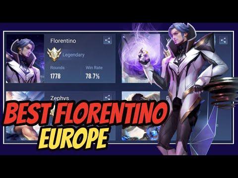 TOP 1 FLORENTINO EU - HOW TO WIN IN 8 MINUTES | AoV | 傳說對決 | RoV | Liên Quân Mobile
