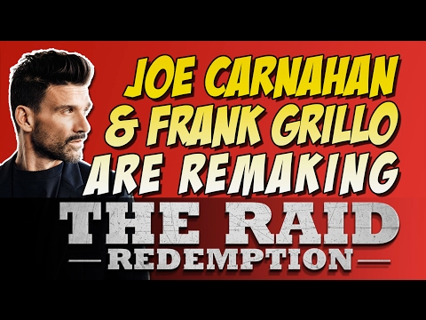 Joe Carnahan is Remaking The Raid: Redemption  With Frank Grillo!