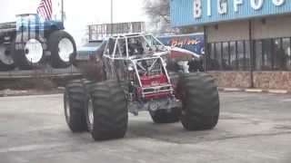 TMB TV: Monster Trucks Unlimited Moment - Bigfoot 21 Testing