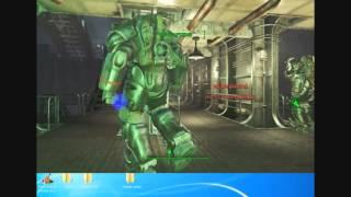 Fallout 4 как добыть ядерные блоки и силовую броню часть 1