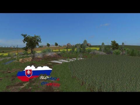 Farming simulator 2015 - Slovakia Country by DavidLS - 60%