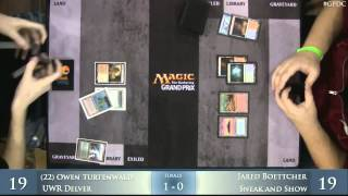 Grand Prix Washington D.C. Finals: Owen Turtenwald vs. Jared Boettcher (Legacy)