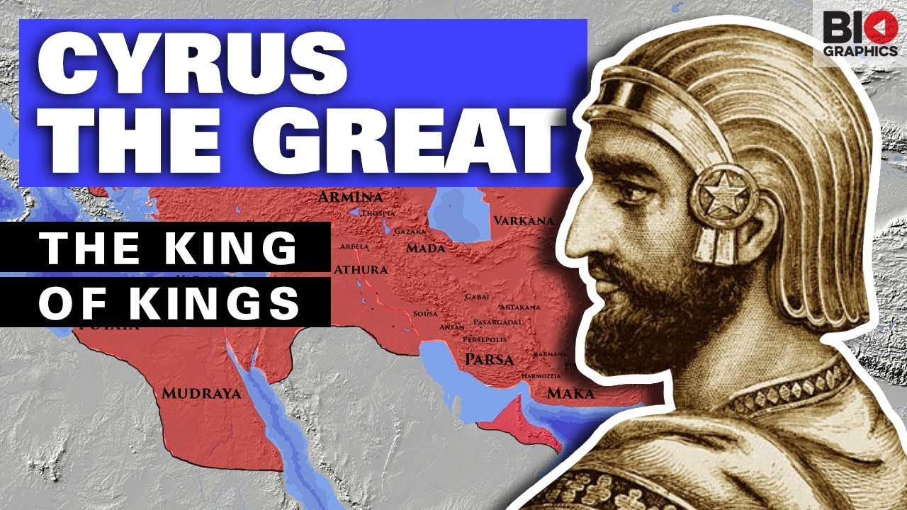 Download Cyrus the Great: The King of Kings