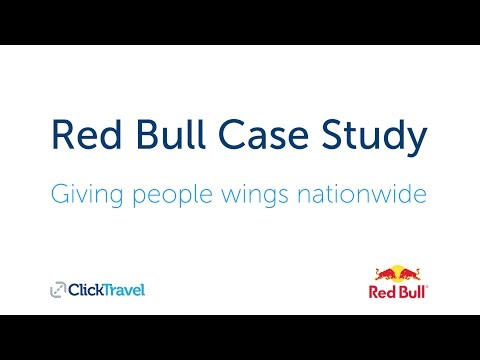 Red Bull Video Case Study