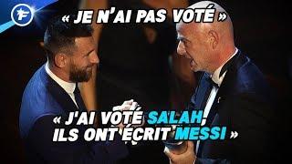 Le titre 'The Best' de Lionel Messi remis en cause | Revue de presse
